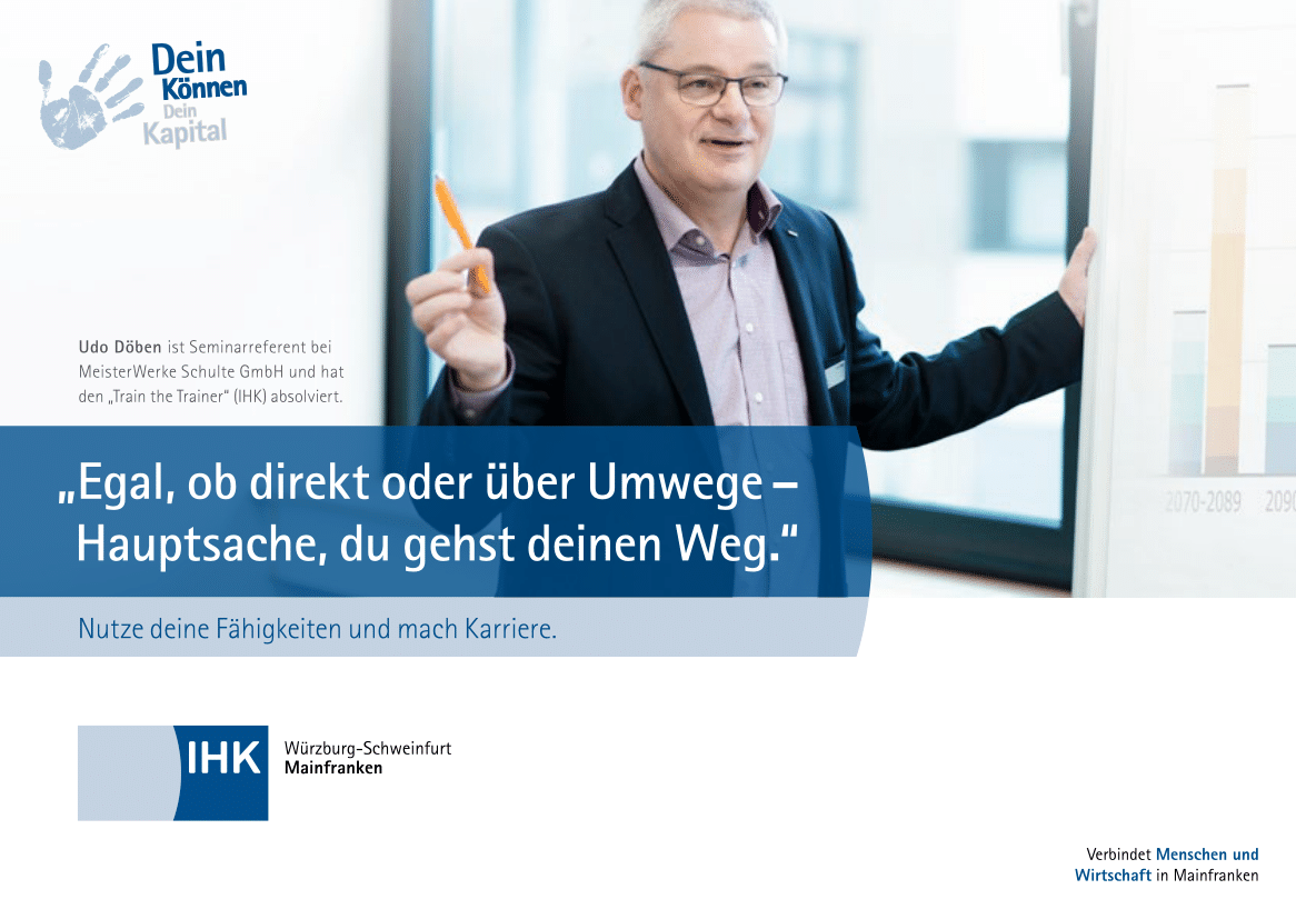 Udo Döben - Train The Trainer - IHK